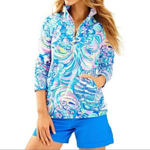 Lilly Pulitzer Popover GILTY GUILTY PLEASURE M